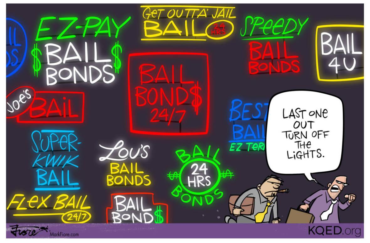 California Bails on Cash Bail