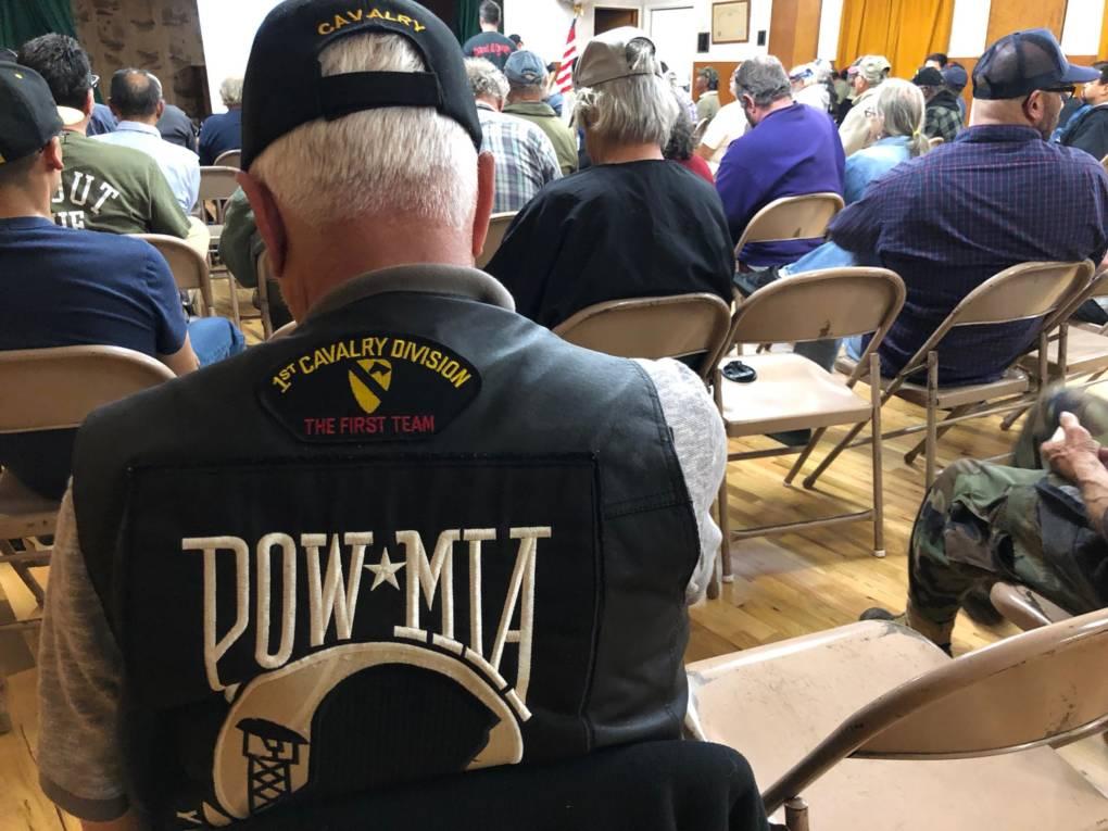 The Santa Cruz Veterans Alliance's Compassion Program meets monthly.