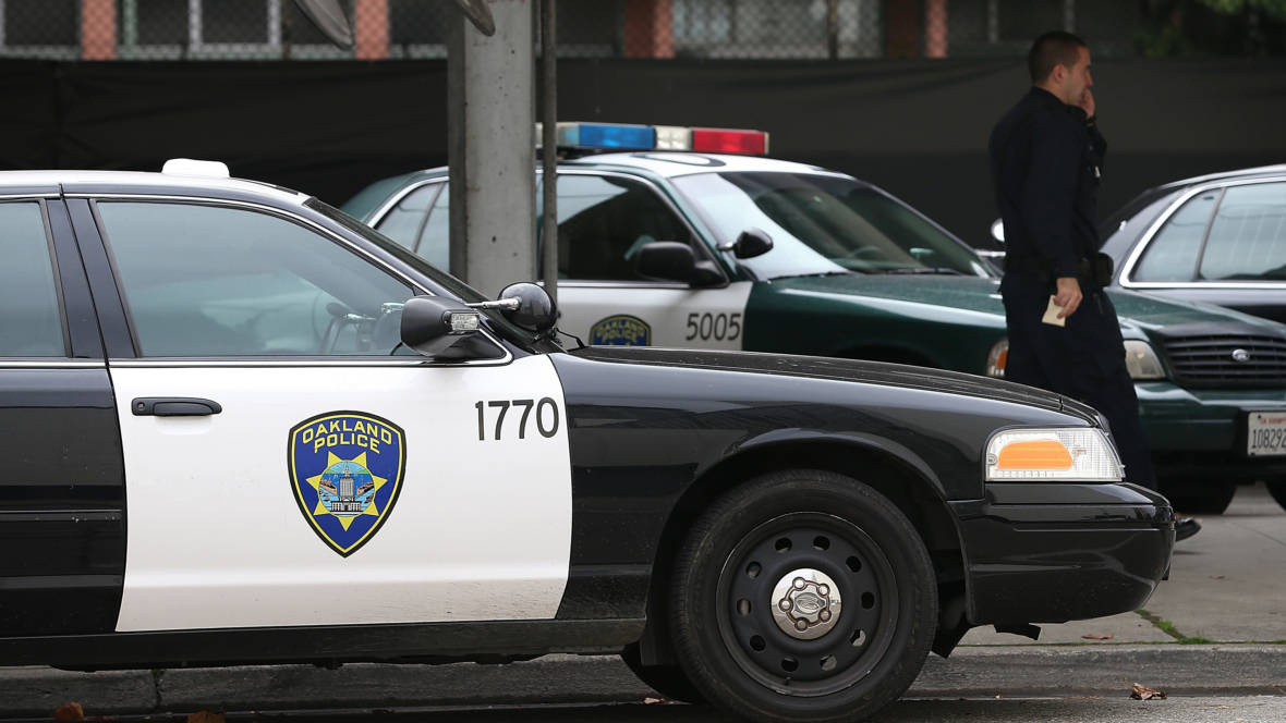 In Oakland, More Data Hasn't Meant Less Racial Disparity During Police Stops