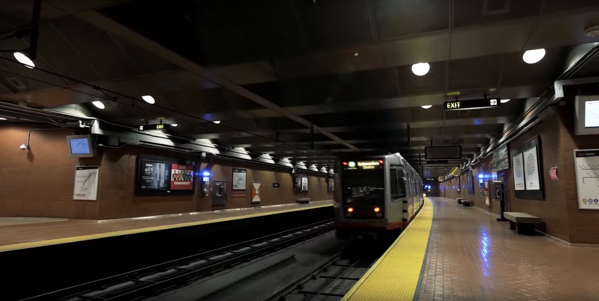 "A construction worker has died after being injured while working on a renovation project inside a light rail tunnel.  <a href=""https://www.sfmta.com"">SFMTA</a>"