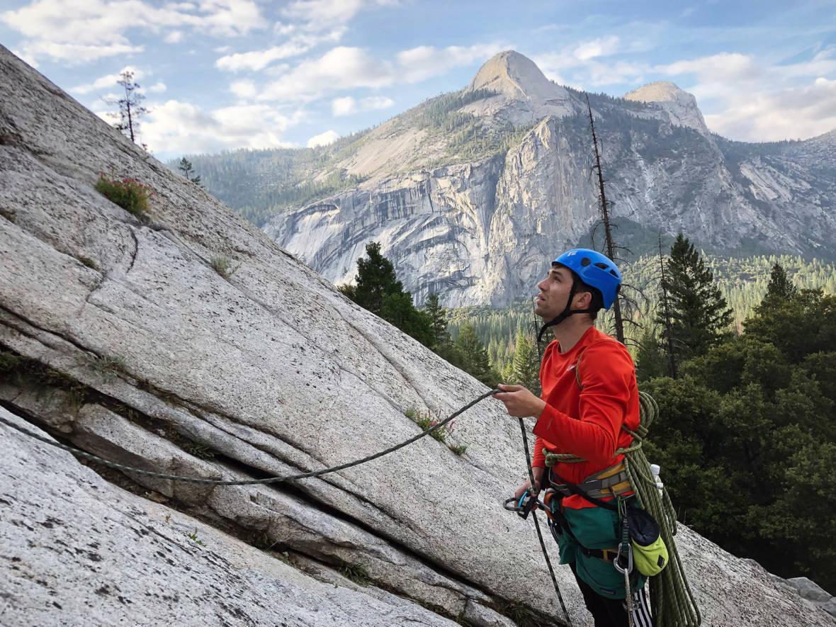 Yosemite Rock Climbing Goes Mainstream