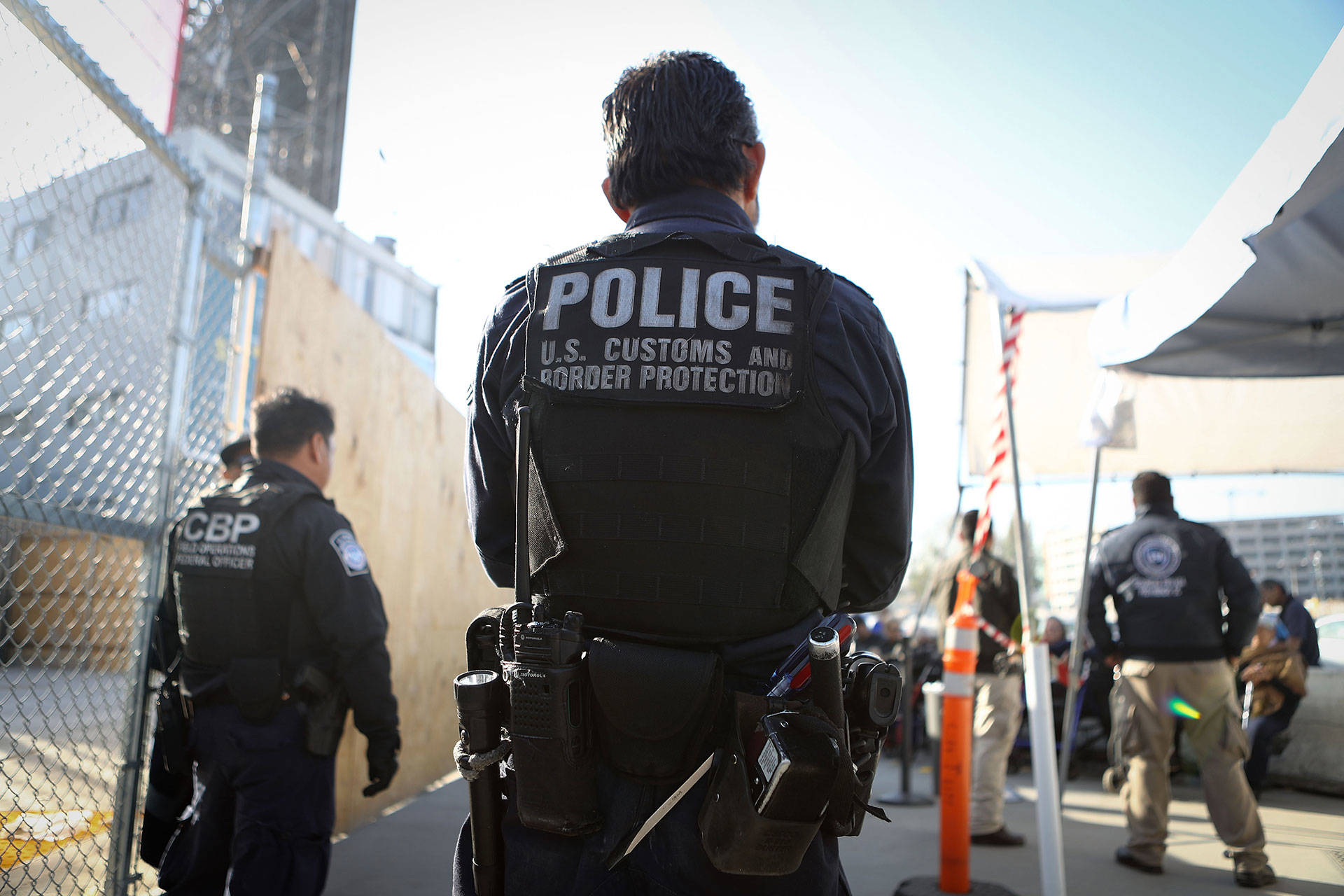 U S  Still Separating Families at Border When Children Are U S