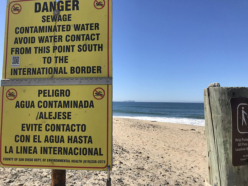 California Sues Feds to Stop Renegade Sewage Flows in San Diego