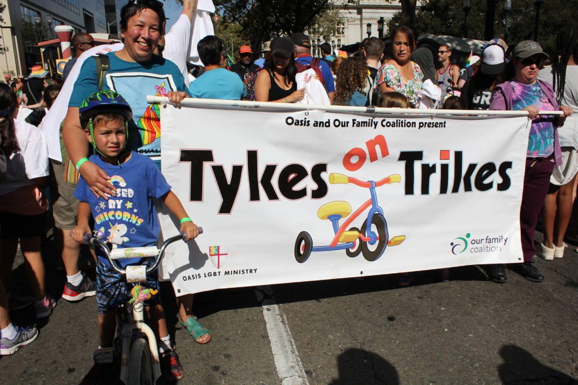 PHOTOS: Oakland Pride Celebration Takes Over Downtown