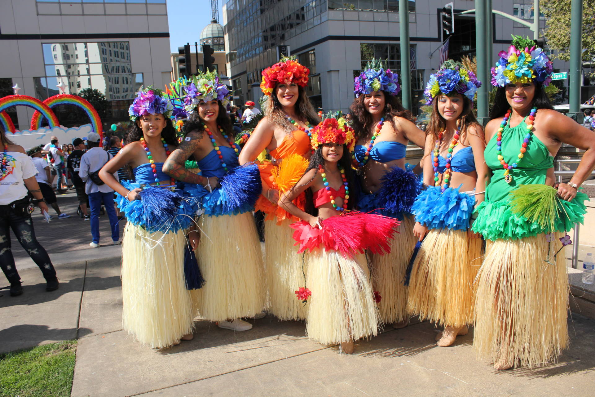 Legacies of the Pacific prepare to hula their way through Oakland Pride.