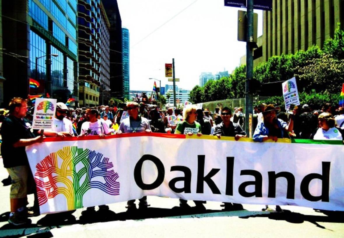 Know Before You Go: Oakland Pride