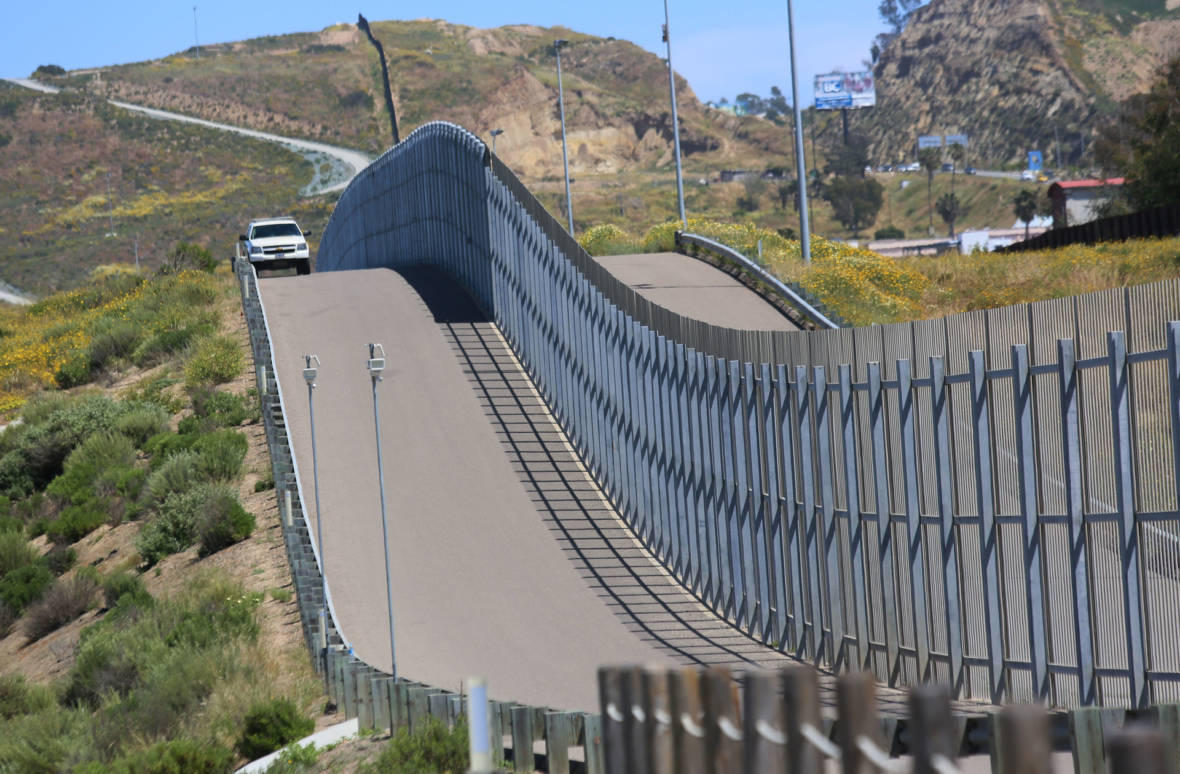 California Extends Trump's Border Mission By 6 Months