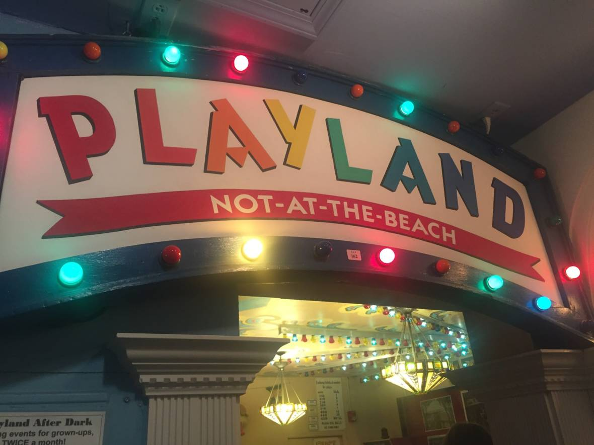 Playland At-The-Beach Tribute Museum to Close For Good on Monday