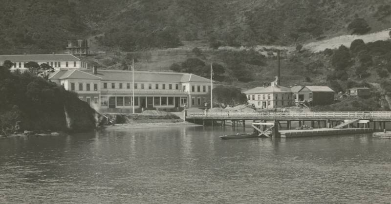 Breaking The Silence On Angel Island S Immigration Station