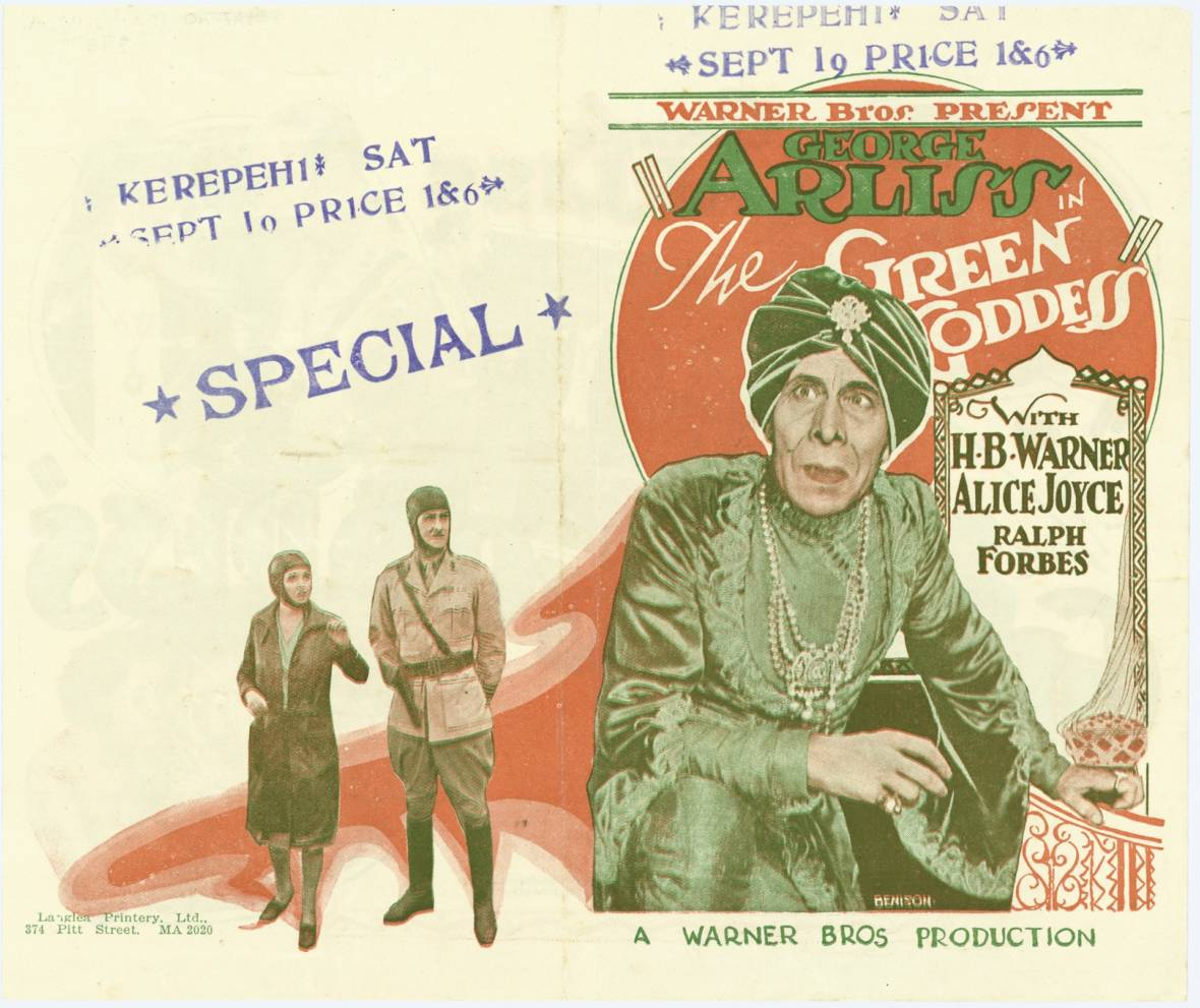 Golden State Plate: The Unsavory History of Green Goddess Dressing