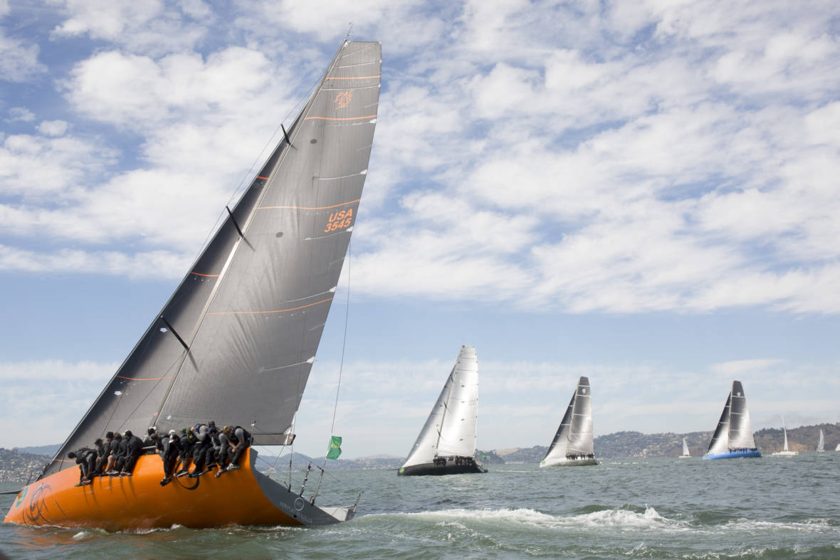 Sailors Across California Come to the Bay Area for Annual Regatta