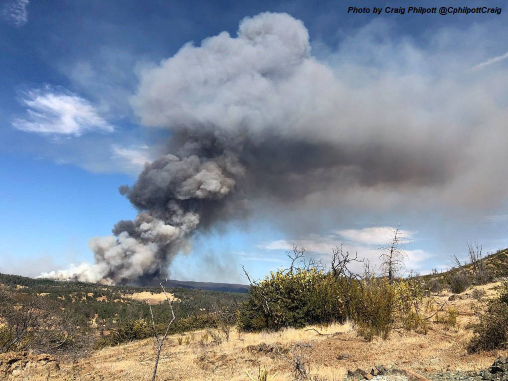 Evacuation Orders Lifted in Napa County's Snell Fire