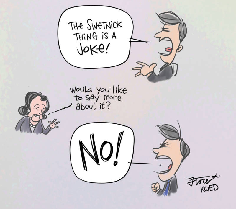 A Joke by Mark Fiore