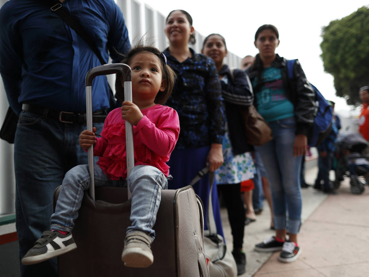 Agreement Would Allow Separated Families to Seek Asylum in U.S.