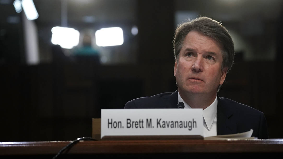 Kavanaugh Accuser: FBI Investigation Would Be a 'First Step' in Addressing Allegation