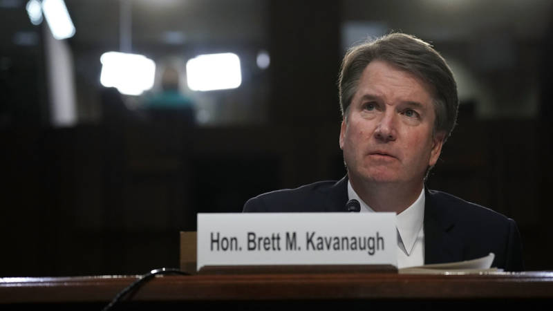 Kavanaugh Says 'I'm Not Going Anywhere' in Wake of 2nd Accuser