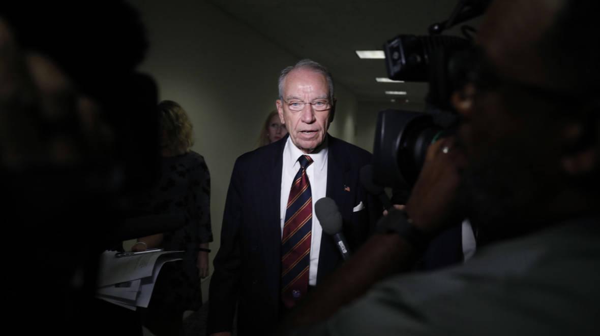 Kavanaugh Accuser Rejects 'Arbitrary' Ultimatum Regarding Testimony, Gets More Time
