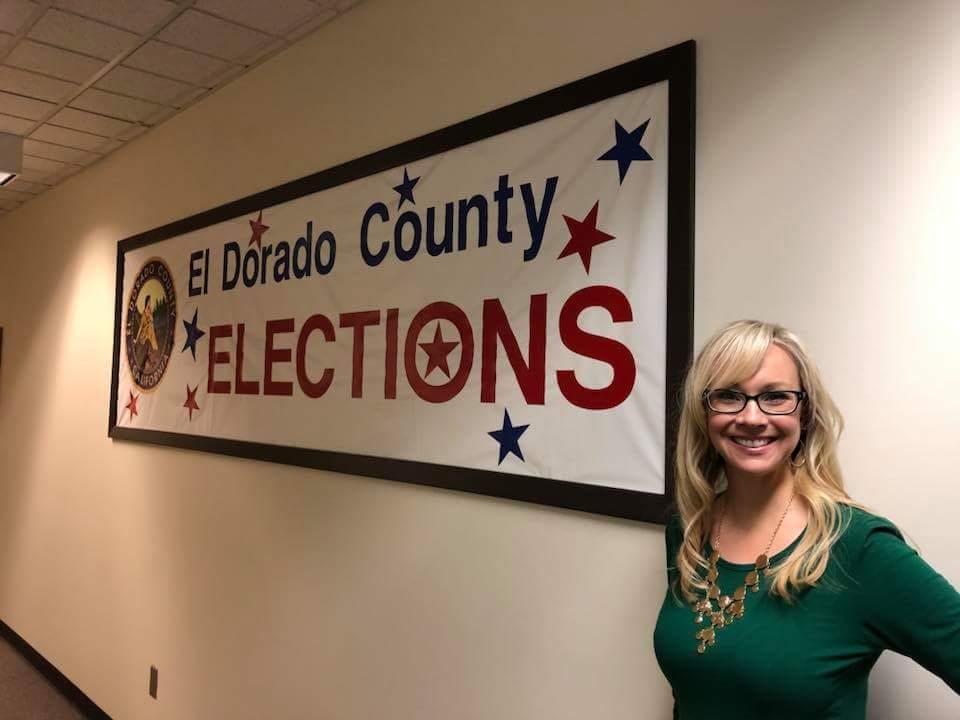 Janelle Horne is making her inaugural bid for recorder clerk in El Dorado County.
