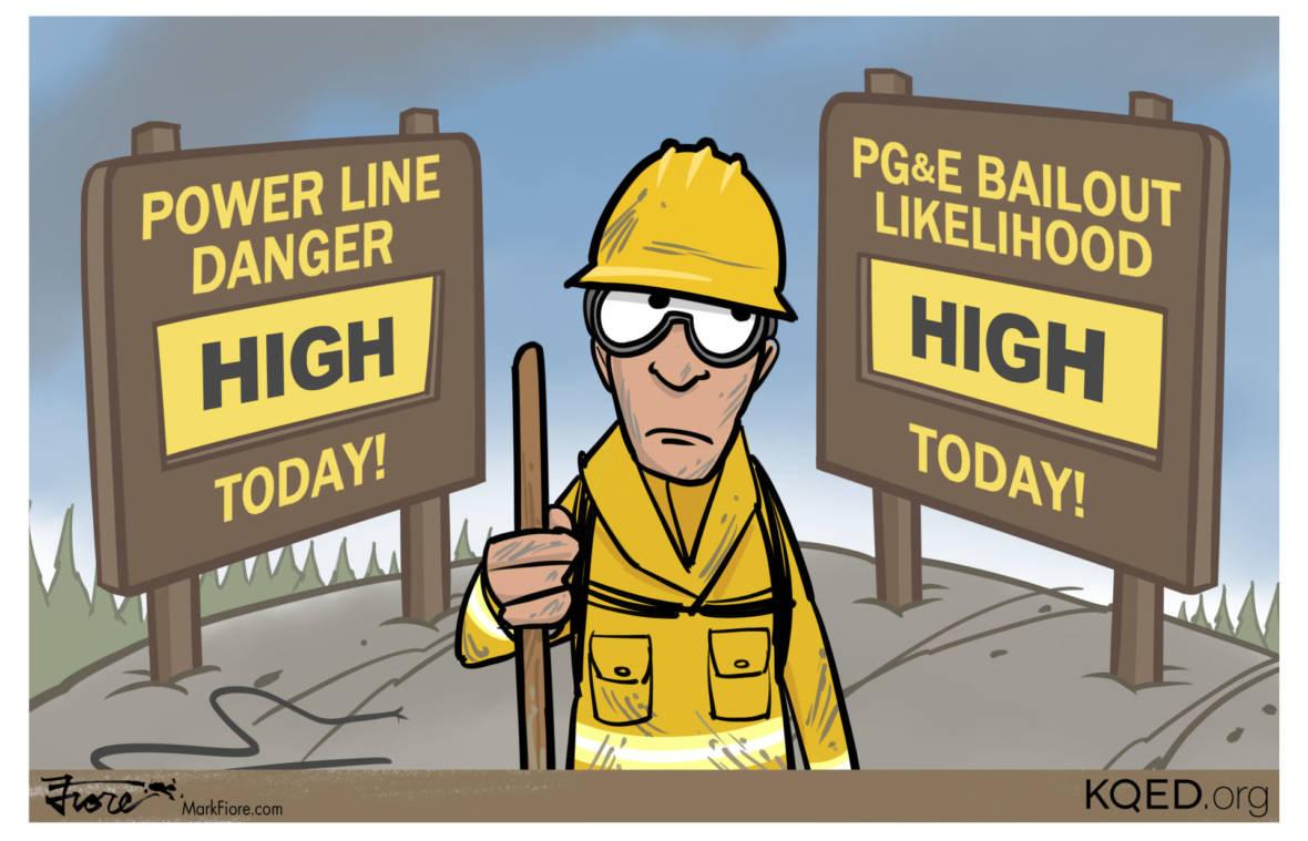 Downed Power Lines Spark Legislation