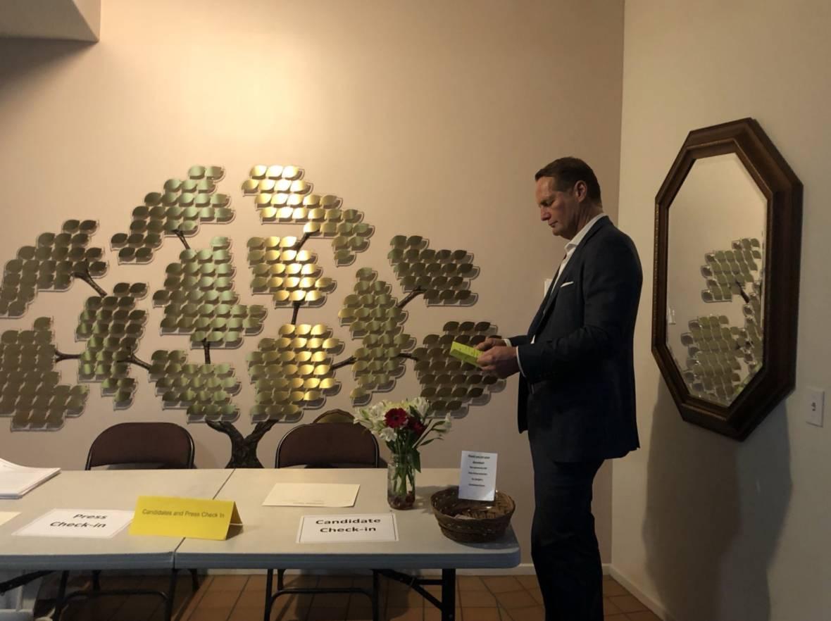 In Bid to Defeat Orange County Incumbent Dana Rohrabacher, Harley Rouda Focuses on Showing Up