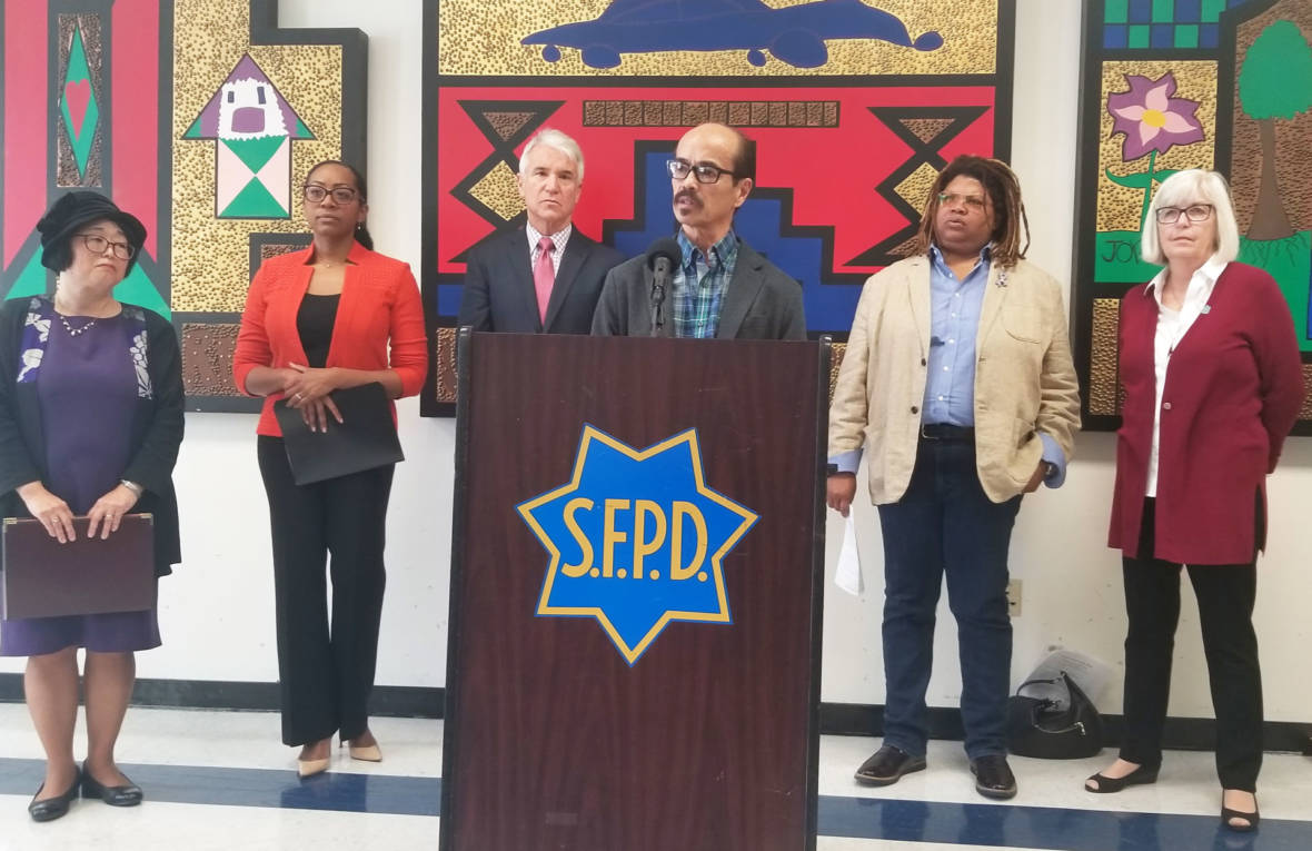 San Francisco Expands Anti-Domestic Violence Program in Bayview