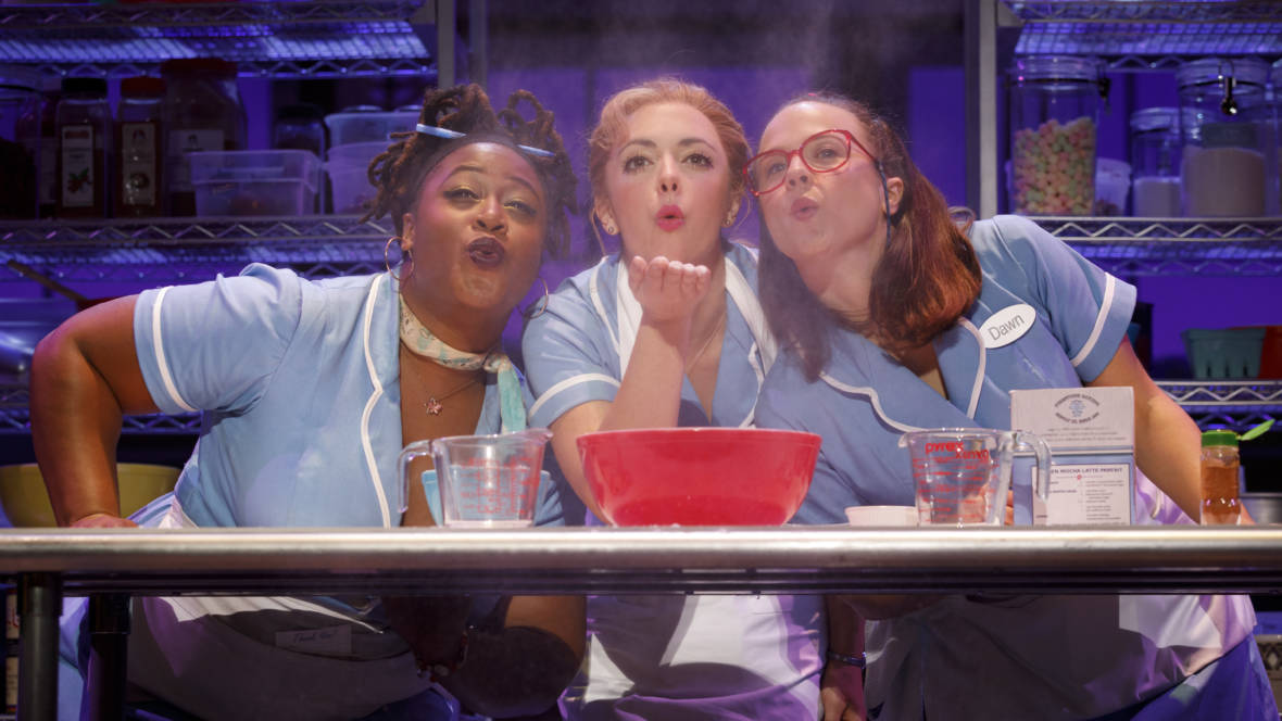 NorCal's Sara Bareilles Serves Up 'Waitress' — Darkness, 'Mess' and All