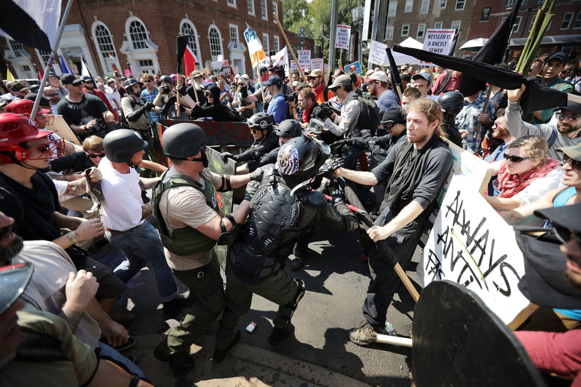 4 California White Supremacists Indicted in Connection With Violent Charlottesville Rally