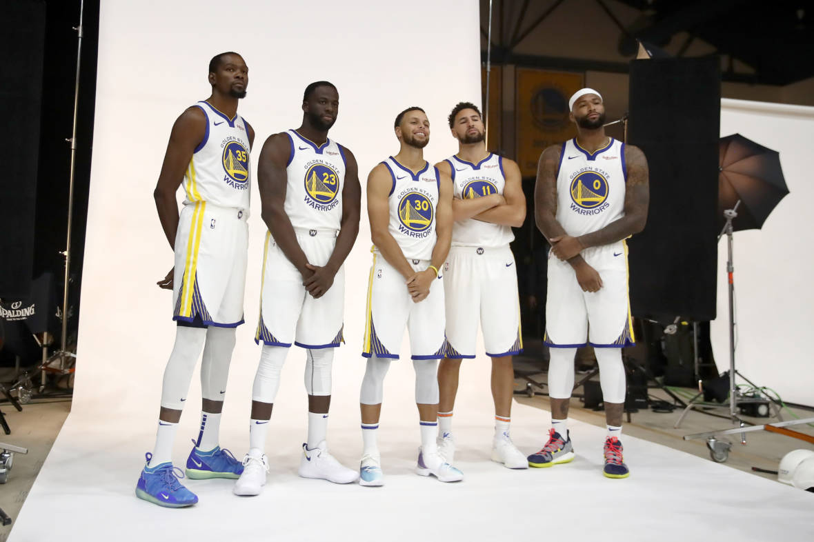 Chasing History, Facing Change: Things to Watch as Warriors Attempt Three-Peat