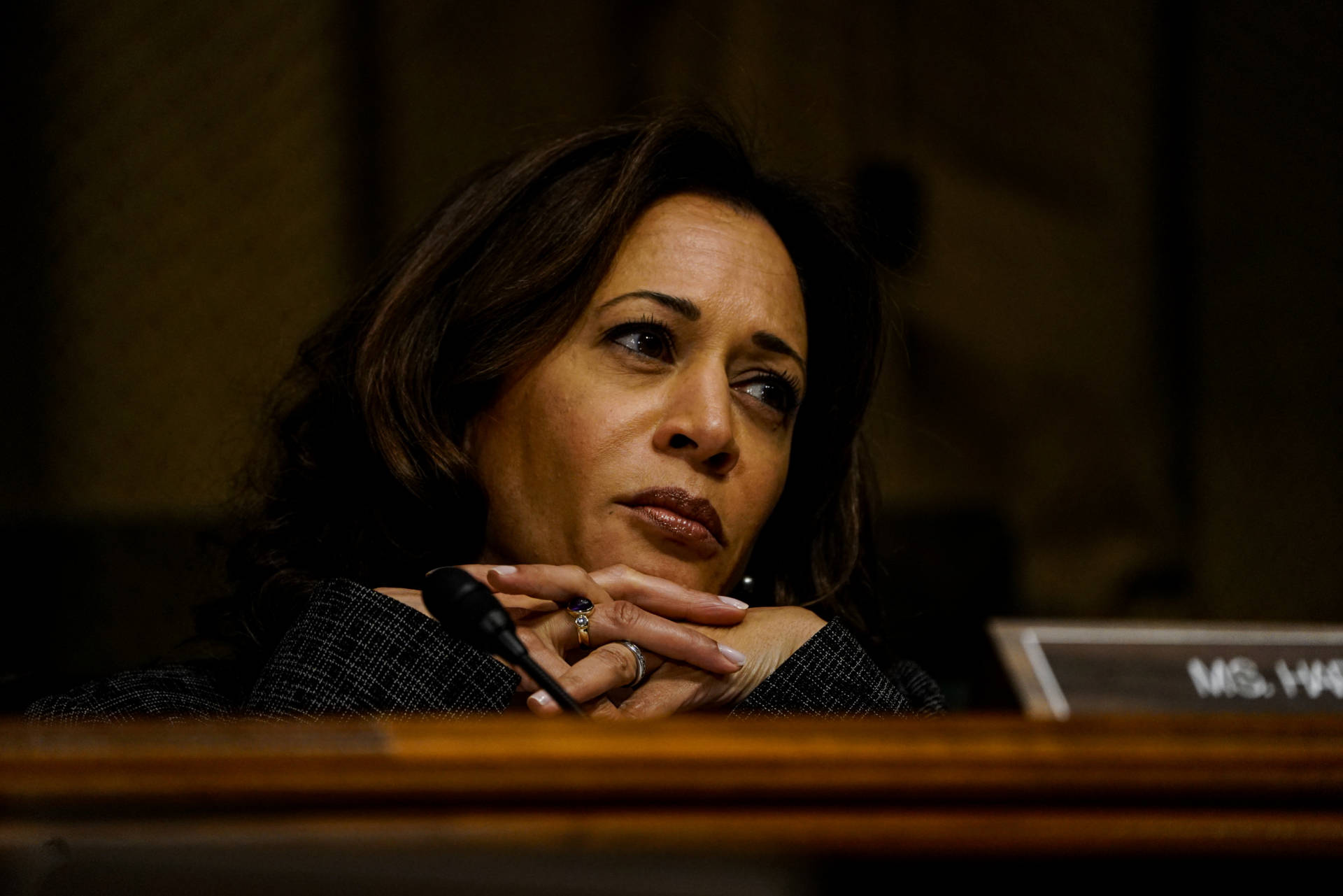 Replacement For Kamala Harris A Very Long List Of Contenders Kqed
