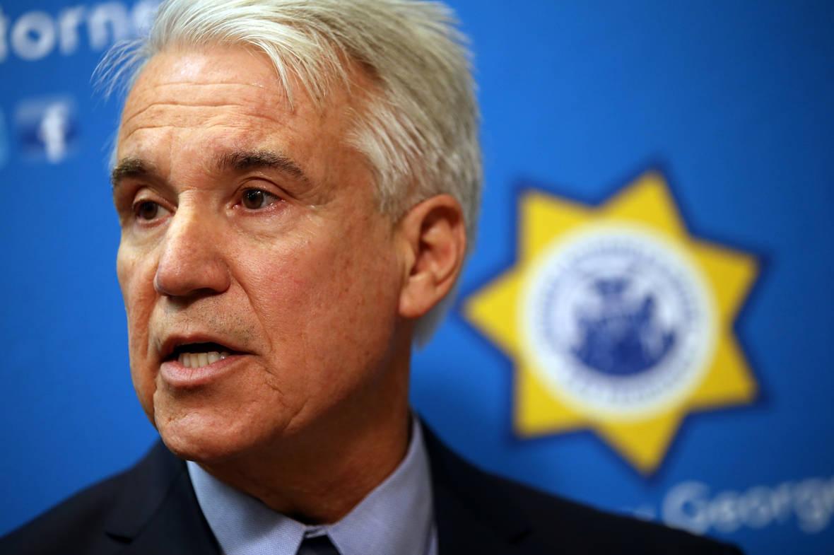 San Francisco District Attorney George Gascón Won't Seek Third Term