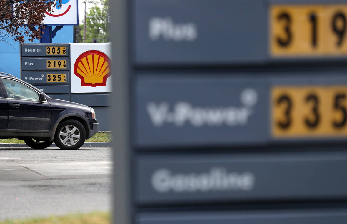 Leader of Gas Tax Repeal Threatens Recall Drive Against Becerra