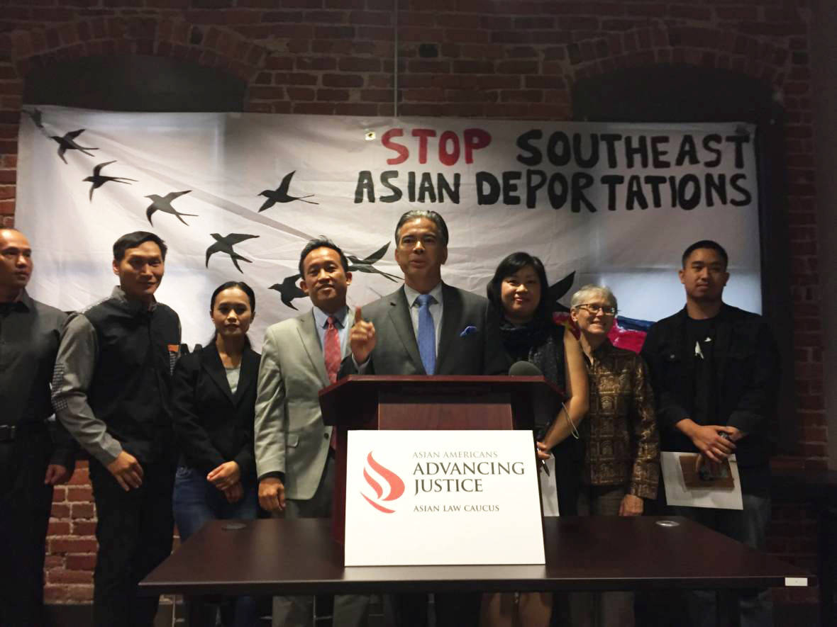 Bay Area Lawmakers, Advocates Urge Pardon for Southeast Asian Refugees Facing Deportation