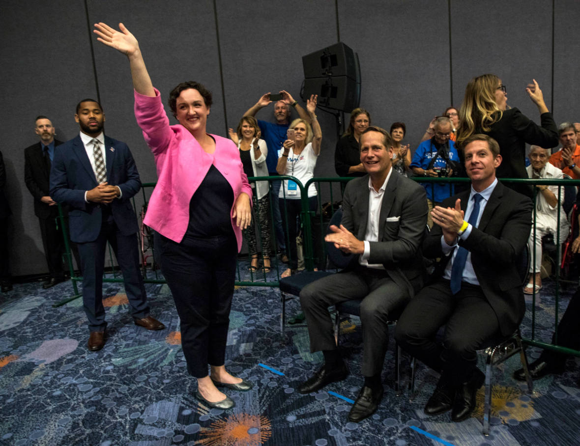 Democrats 'Come Out of the Closet' in Historically Red Orange County