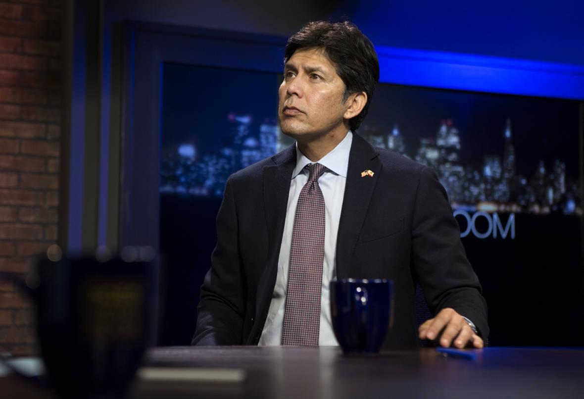 Kevin de León, Photographer Pete Souza, Week in Politics