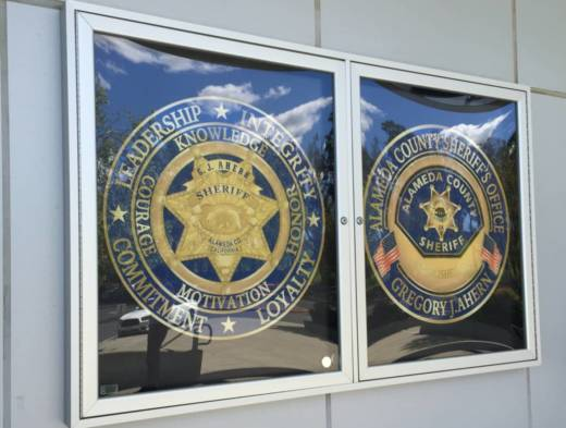 Alameda County Sheriff's Deputy Charged With Illegal Taping