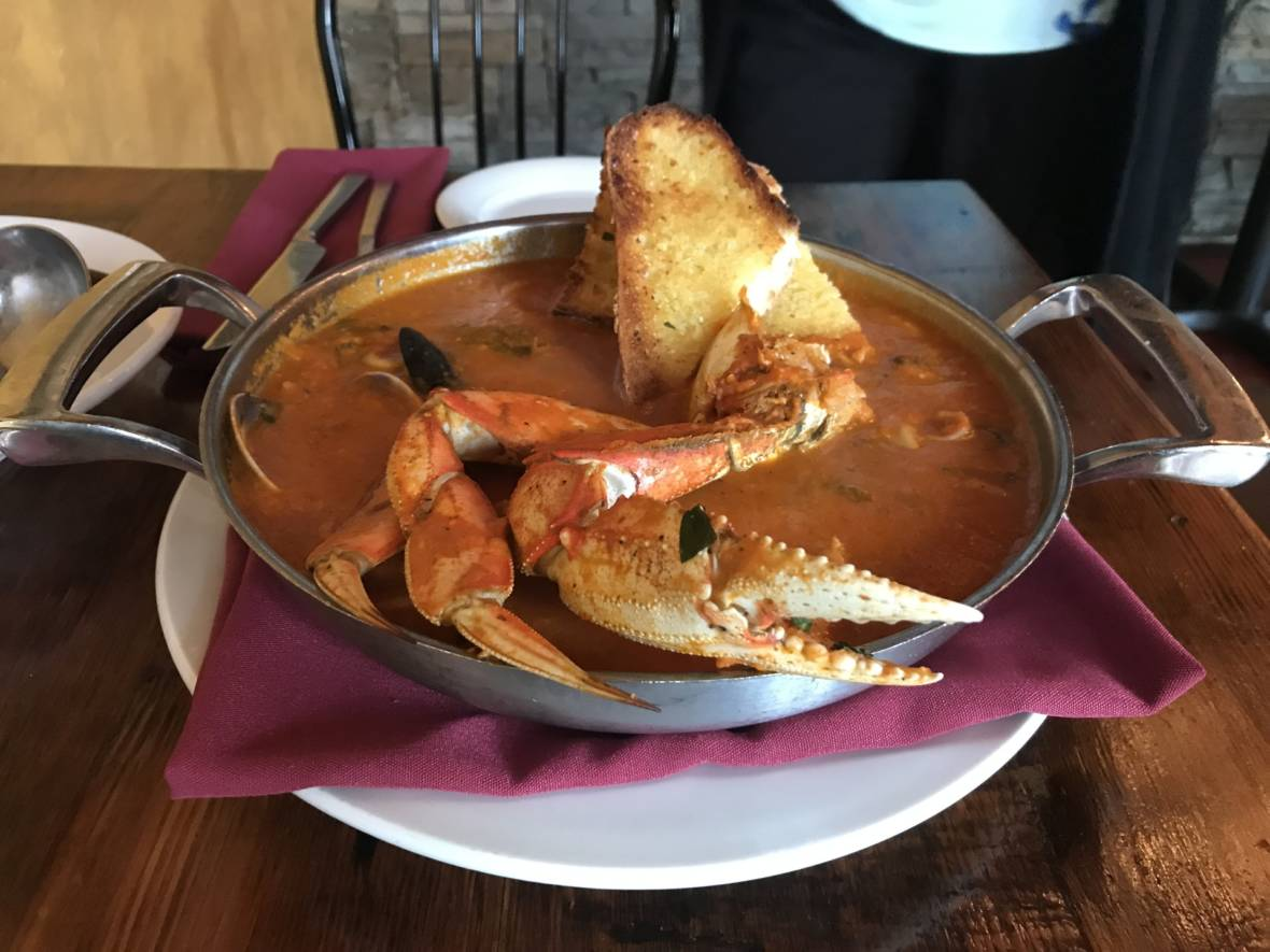 Golden State Plate: The Fishy Origins of Cioppino