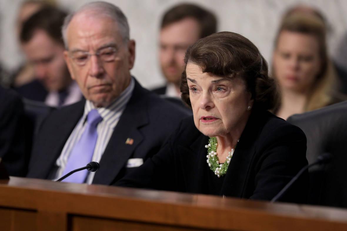 Sen. Dianne Feinstein Is at the Top of D.C.'s Seniority Ladder. Does It Matter?