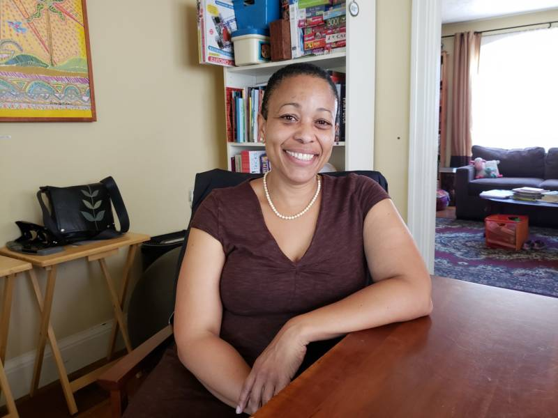 Pam Harris is running for Oakland City Council.