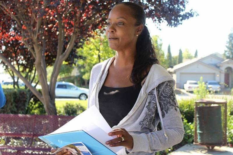 Tracie Stafford is running for Mayor of Elk Grove, CA