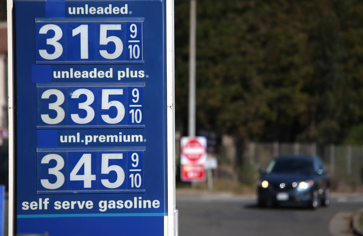 What If Californians Repealed the Gas Tax? Proposition 6, Explained