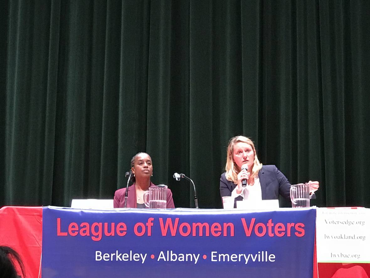 Buffy Wicks and Jovanka Beckles Offer East Bay Voters Different Paths to Pursue Policy Goals