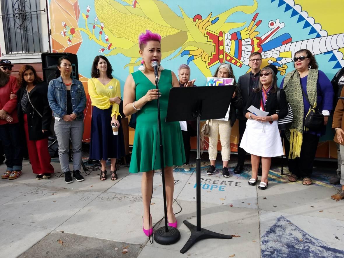 Galería de la Raza Gets Nod of Support From S.F. Mayor Breed