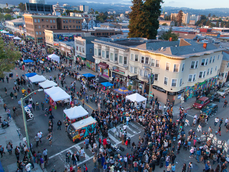 Oakland's 'First Fridays' Group Cancels November Event After Recent Shooting