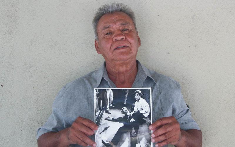 Juan Romero, Busboy Who Cradled Dying RFK, Dies at 68