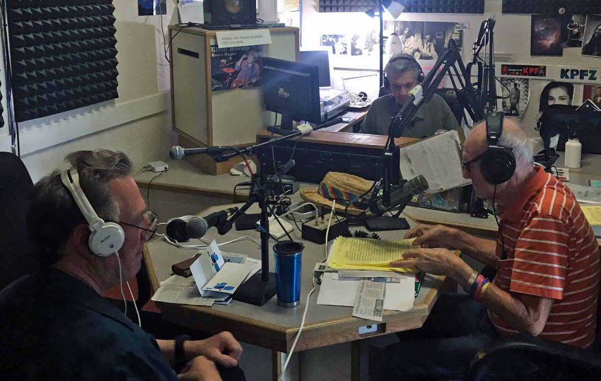When Fire Strikes, Lake County Turns to Community Radio Station