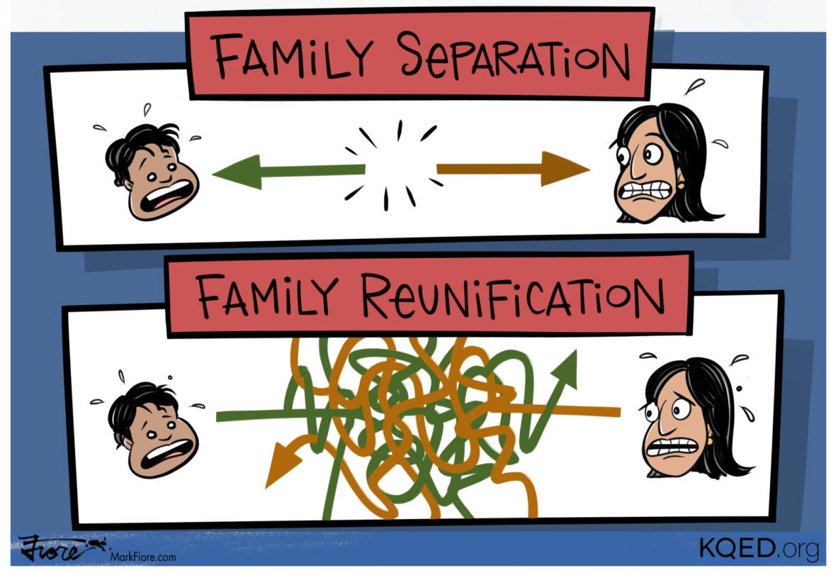 Families Remain Separated, Parents Face Dire Choice