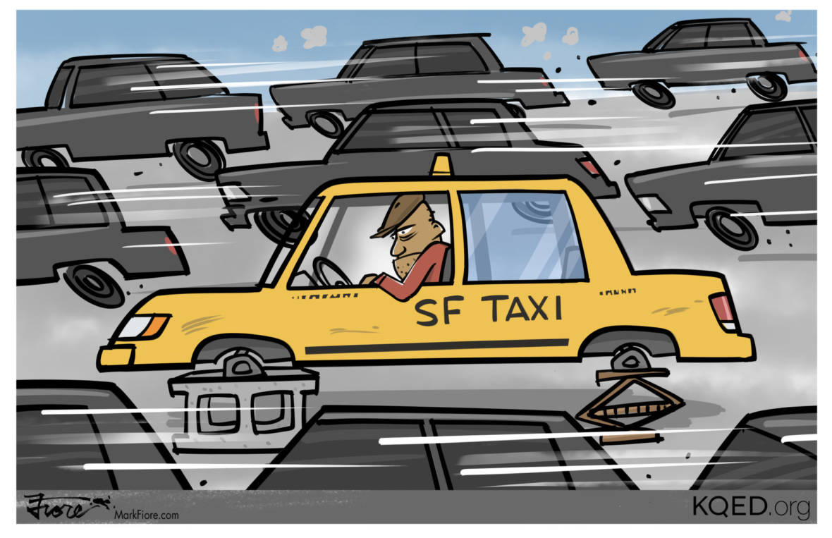 Tough Times for Taxis