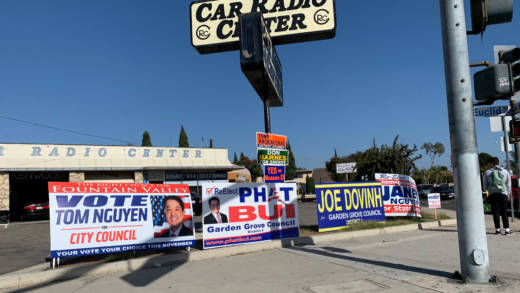 A Deeper Shade of Purple: GOP Voters Now Outnumbered by Dems in OC