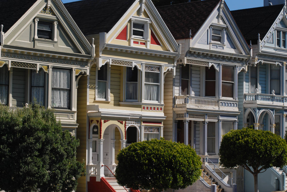Why Are San Francisco Houses So Close Together?