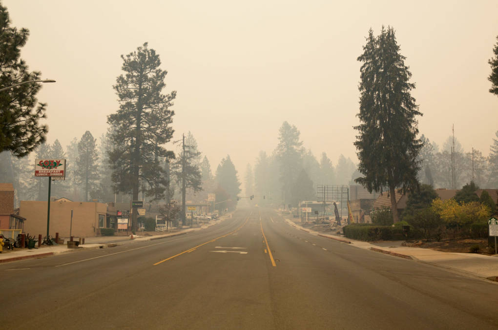 Study: People of Color and Low-Income Residents Most Vulnerable to Wildfire Impacts